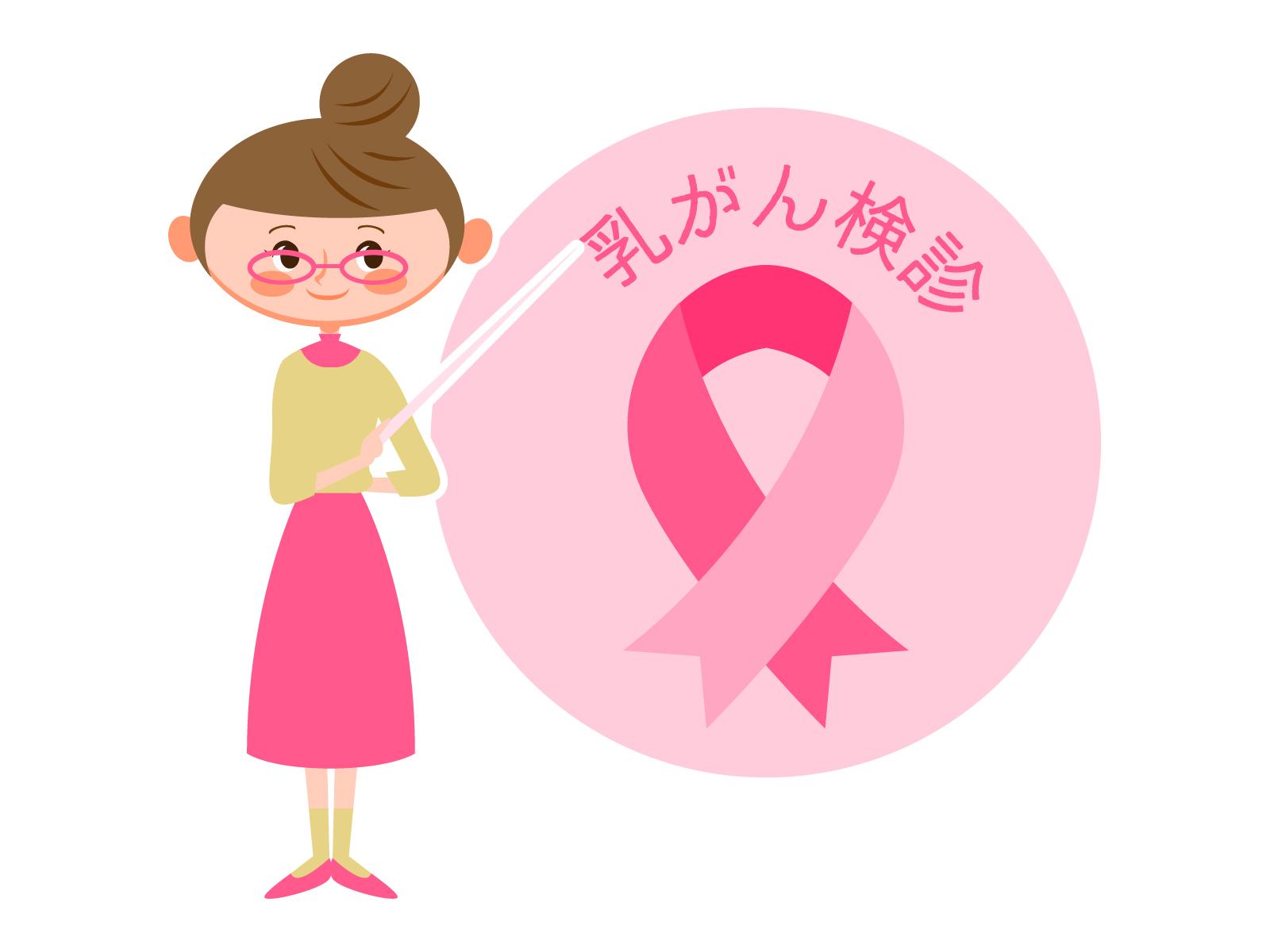 マンモグラフィー検査とは?『乳がんの早期発見』に役立つX線検査の一種です